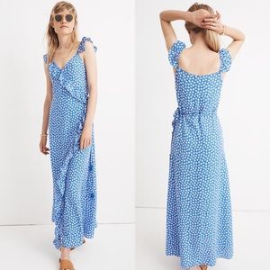 Madewell Daisy Maxi dress
